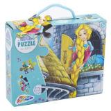Princess Castle Puzzle 45 Piece