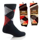 Mens Thermal Argyle Socks Assorted