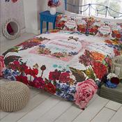 Eclectique Duvet Set Secret Garden