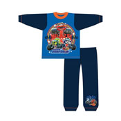 Boys Toddler Blaze Snuggle Fit Pyjama