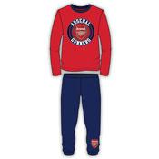Older Boys Football Pyjama Set Arsenal