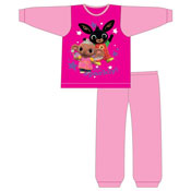 Girls Toddler Bing Bunny Snuggle Fit Pyjama