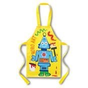 Boys Robot Aprons PVC
