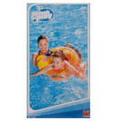 Childrens Fish Inflatable Swim Ring