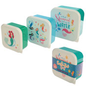 Enchanted Sea Mermaid Lunch Box Set