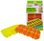Baby Food Freezer Trays With Lids