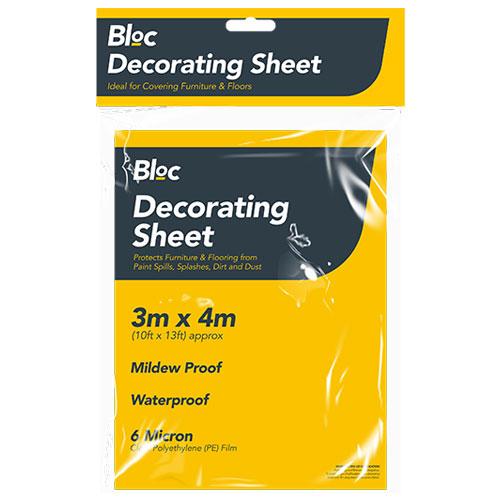 Waterproof Decorating Sheet
