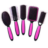 Silky Smooth Hair Brush Pink Assorted Styles