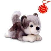 Husky Soft Toy 25CM
