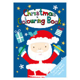 Christmas Colouring Book 24 Page