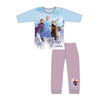 Official Girls Frozen 2 Stronger Together Pyjamas