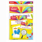 Bumper Activity Book Set