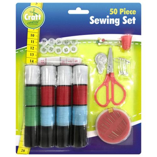 Sewing Set 50 Piece
