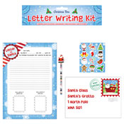 Christmas Letter To Santa Writing Kit