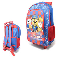 Official Paw Patrol Heroes Deluxe Trolley Backpack