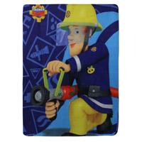 Official Fireman Sam Hose Fleece Blanket
