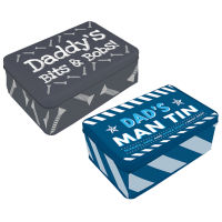 Fathers Day Printed Novelty Tin