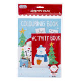 Christmas Activity Pack And Book