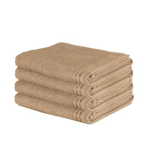 Luxury Wilsford Cotton Bath Sheet Mocha
