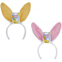 Fabric Easter Ears Headband