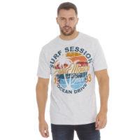Mens Printed T-Shirt Sun