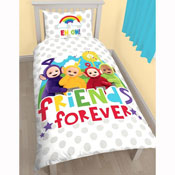 Teletubbies Playtime Panel Duvet Set