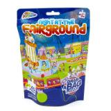 45 Piece Fairground Puzzle In Foil Bag