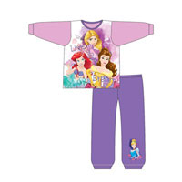 Official Girls Toddler Disney Princess Pyjamas