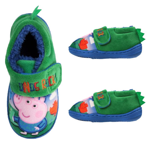 Official George Pig Gaua Slippers
