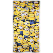 Minions Beach Towel