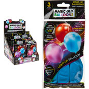 Magic Glo LED Light Up 12 Inch Balloons