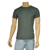 Mens Thermal Underwear T-Shirt Grey