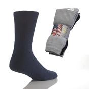 5 Pack Coloured Sport Sock Washington