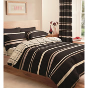 Elpaso Black Duvet Set