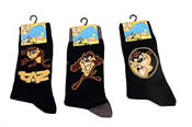 Mens Looney Tunes Socks Taz