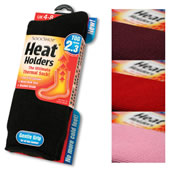 Heat Holders Socks 4-8