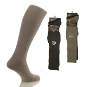 Mens Long Wool Cascade Socks