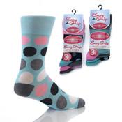 Easy Grip Non-Elastic Socks