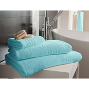 Egyptian Cotton Bath Sheet Turquoise Plain