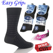 Mens Easy Grip Socks Pattern