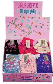 Girls Boxed Magic Gripper Gloves