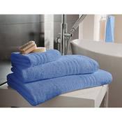Egyptian Cotton Bath Towel Light Blue Plain