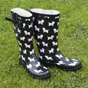 Fashion Westie Wellies