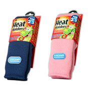 Childrens Heat Holders Thermal Socks