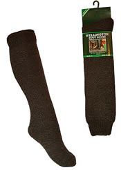 Wellington Boot Socks Mens & Ladies