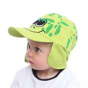 Baby Legionnaire Animal Cap