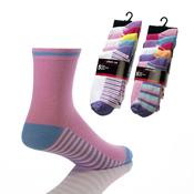 Childrens 5 pack Girls Socks