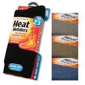 Mens Heat Holders Socks