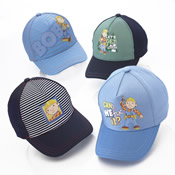 Bob the Builder Baseball Caps