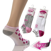 Kids England Trainer Socks